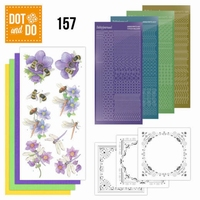 DOT and Do set 157 Bees and Dragonflies