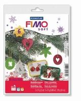 Fimo 8023 11 Soft P X-Mas set