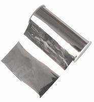 VIVA Decor 930307700 Metalleffekt-Folie Silber/Zilver