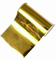 VIVA Decor 930307500 Metalleffekt-Folie Gold / Goud