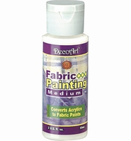 Deco Art DAS10-3 Fabric Painting Medium