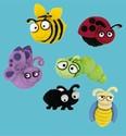 Add-ies 6380-0001 Bug Eyed 6 stuks OP=OP