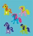 Add-ies 6380-0009 Pony Parade 5 stuks OP=OP