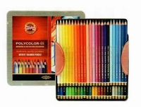KOH-I-NOOR Polycolor 48 Artists colouring pencils KN362825