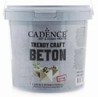 Cadence Trendy Craft Beton emmer 1,5kg (gietbeton)