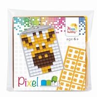 Pixelhobby 23027 medaillon startset Giraf