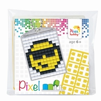 Pixelhobby 23022 medaillon startset Smiley