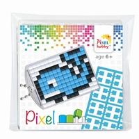 Pixelhobby 23023 medaillon startset Walvis