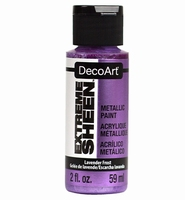 DecoArt metallic acrylverf DPM29 Extreme Sheen Lavende Frost