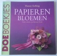 DoeBoekje 07149 Papieren bloemen, Hanny Eefting ****