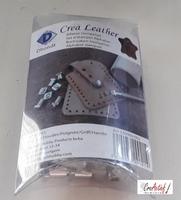 Crea Leather DH220000-002 slagletters alfabet set voor leer