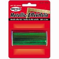 Meyco 15304 Metaal effect folie Groen
