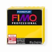 Fimo Professional 100 Echt Geel 85gram