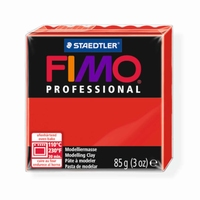 Fimo Professional 200 True Red