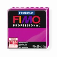 Fimo Professional 210 Echt Magenta 85gram