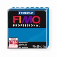 Fimo Professional 300 Echt blauw 85gram