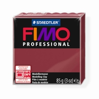 Fimo Professional 023 Bordeaux