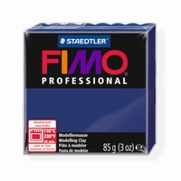 Fimo Proffesional 034 Marineblauw