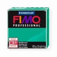 Fimo Professional 500 Echt groen 85gram