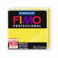 Fimo Professional 1 Citroen geel 85gram