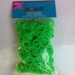 Band-it Glow in the dark Green 851 latex free 600 stuks
