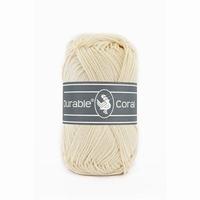 Durable Coral haakkatoen 2172 Cream