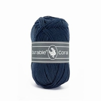 Durable Coral haakkatoen  370 Jeans