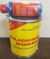 Wilsor 3220 Siliconen rubber 1,1kg (incl harder)