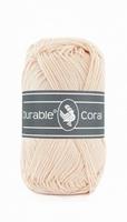 Durable Coral haakkatoen 2192 Skin - Pale pink