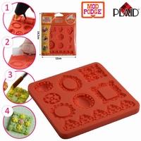Mod Podge siliconen mold Ornaments PD24890 9,52x9,52cm