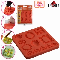 Mod Podge siliconen mold Ornaments PD24890