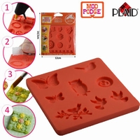 Mod Podge siliconen mold Nature PD24891