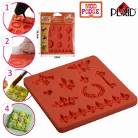 Mod Podge siliconen mold Royal icons PD24893