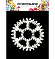 DDBD Dutch Card Art stencil 470.713.674 Gear
