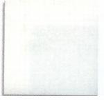 Tiffany glasmozaiek 20mm Rico Design 145 Polarweiss