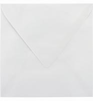 LeSuh 410701 Vierkante enveloppen Wit 14x14cm/20stuks