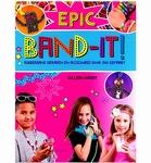 Boek: Band-It 2 Epic; Rubberband sieraden en accessoires Paperback 20cm