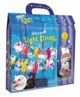 Totum 071933 Light string Unicorn / Eenhoorn licht slinger