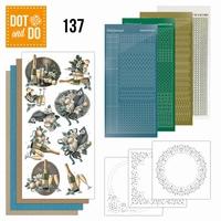 DOT and DO set 137 Christmas Whishes DODO137