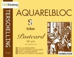 Aquarelblok 300 grams Schut Terschelling Classic Postcard