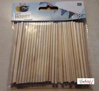 MY Hobby RD08481.10.50 Ronde knutselstokjes ca.4mm /10cm