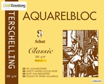 Aquarelblok 300 grams Schut Terschelling Classic 18x24cm 20vel