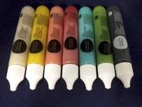 Icing pen met fijne punt Geel 08.02 OPRUIMING 50% korting  30gram