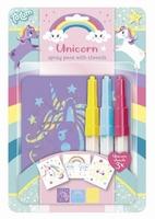 Totum 071018 kinderhobbyset Unicorn Spray-pens