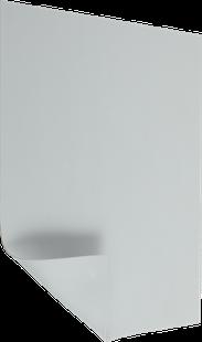 Glorex/HobbyTime 62246520 Rubberblad 2mm/30x45cm Grijs