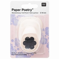 Pons Bloem 25mm Paper Poetry Rico Design art.60.44