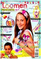 Boek: Loomen vakantiefun Cool met elastiek en bandjes