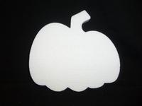 Pompoen snijvorm 2cm dik 12 cm