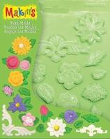 39005 Makin's Pushmold Floral