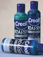 Creall Boardy schoolbordverf: Zwart 90904 80 ml